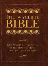Wycliffe Bible-OE:  The Prophets, Chapter 01 (Director's Cut)