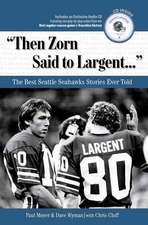 """Then Zorn Said to Largent..."""