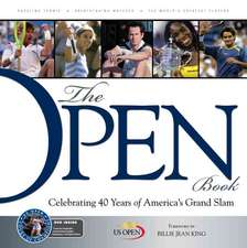 The Open Book: Celebrating 40 Years of America's Grand Slam