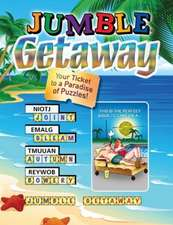 Jumble (R) Getaway:  Your Ticket to a Paradise of Puzzles!