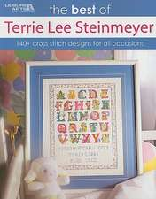 The Best of Terrie Lee Steinmeyer:  145 Cross Stitch Designs