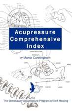 Acupressure Comprehensive Index and the Stressaway Acupressure Program of Self Healing