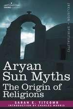 Aryan Sun Myths