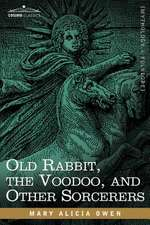Old Rabbit, the Voodoo, and Other Sorcerers