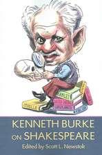 Kenneth Burke on Shakespeare