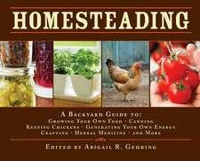 Homesteading