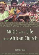 Music in the Life of the African Church