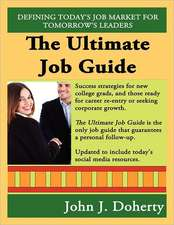 The Ultimate Job Guide - Second Edition