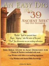 "An Easy Dig Thru ""39 Ancient Sites"""