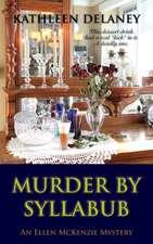 Murder by Syllabub
