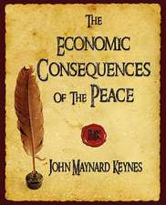 The Economic Consequences of the Peace:  The Soul of Japan