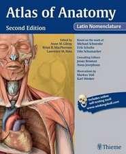 Atlas of Human Anatomy - Latin Nomenclature