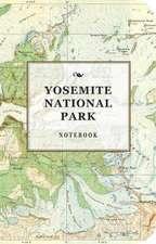 Yosemite National Park Signature Notebook