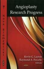 Angioplasty Research Progress