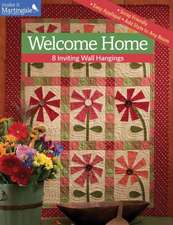 Welcome Home:  8 Inviting Wall Hangings