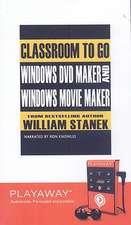 Windows DVD Maker and Windows Movie Maker [With Headphones]