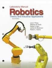 Robotics:  Laboratory Manual