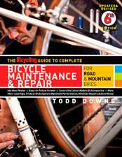 The Bicycling Guide to Complete Bicycle Maintenance & Repair for Road & Mountain Bikes:  How Organic Farming Can Heal Our Planet, Feed the World, and Keep Us Safe