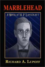 Marblehead:  A Novel of H. P. Lovecraft