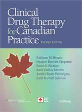Brophy, K: Clinical Drug Therapy