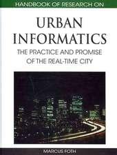 Handbook of Research on Urban Informatics