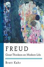 Freud – Great Thinkers on Modern Life