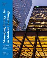 Managing Energy Use in Modern Buildings