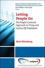 Letting People Go