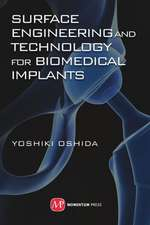 SURFACE ENGINEERING & TECHNOLOGY BIOMED