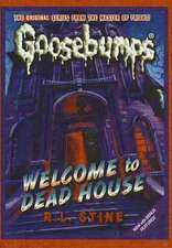 Welcome to Dead House:  Around the World in 8 1/2 Days