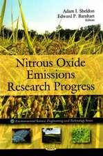 Nitrous Oxide Emissions Research Progress