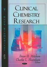 Clinical Chemistry Research