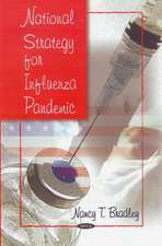 National Strategy for Influenze Pandemic