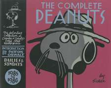 The Complete Peanuts 1985-1986