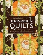 Maverick Quilts-Print-on-Demand-Edition