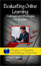 Evaluating Online Learning