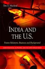 India & the U.S.