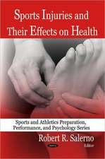 Sports Injuries and Its Effects on Health