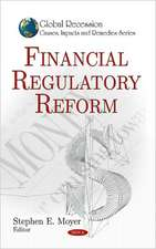 Financial Regulatory Reform