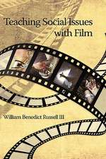 Teaching Social Issues with Film (Hc)
