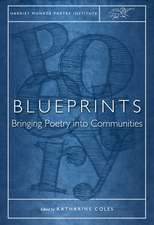 Blueprints: Bringing Poetry into Communities