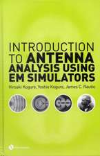 Introduction to Antenna Analysis Using EM Simulators [With DVD ROM]:  Edge Power Driving Sustainability