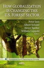 How Globalization is Changing the U.S. Forest Sector