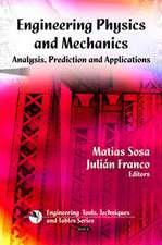 Engineering Physics and Mechanics