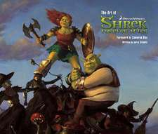 ART OF SHREK FOREVER AFTER
