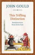 THIS TRIFLING DISTINCTION