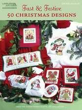 Fast & Festive 50 Christmas Designs