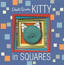 Kitty in Squares [With Finger Puppets]:  Raven Investigations