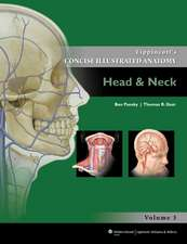 Lippincott Concise Illustrated Anatomy: Head & Neck