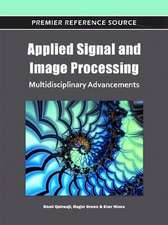 Applied Signal and Image Processing